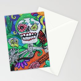 The Happy Dead Stationery Cards