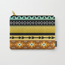Aztec Sunset Carry-All Pouch