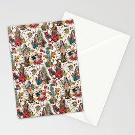 Una Navidad hecha Albañomaría Stationery Cards