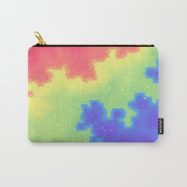 Rainbow Pride Flag Galaxy Carry-All Pouch