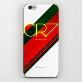 CR7 iPhone Skin