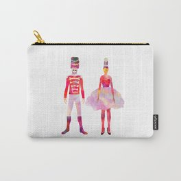 Nutcracker Ballet Carry-All Pouch