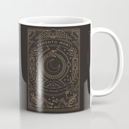 Memento Mori - Prepare to Party Coffee Mug
