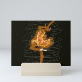 Angelfish  Mini Art Print