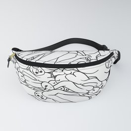 Fifty shades of Love (Light) Fanny Pack