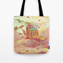 The Lotus Eater. Tote Bag