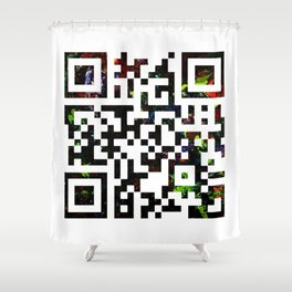 Quick Response Shower Curtain