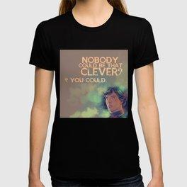 Clever - Sherlock T-shirt