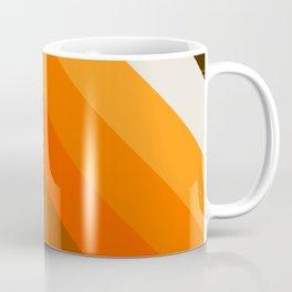 Golden Thick Angle Coffee Mug