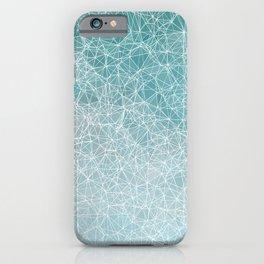 Polygonal A3 iPhone Case