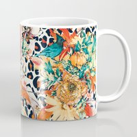 into the wild Mugs featuring Wild by RIZA PEKER
