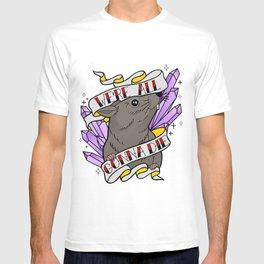 Rattrap: We're All Gonna Die T-shirt