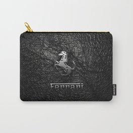 Horse Logo Carry-All Pouch