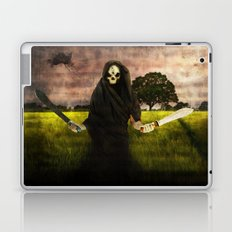 Death loves you Laptop & iPad Skin