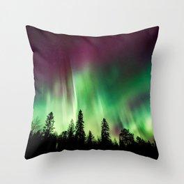 Northern Lights (Aurora Borealis) 10. Throw Pillow