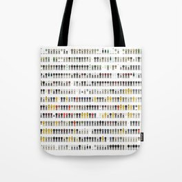 Walter White's Wardrobe - Complete Series Tote Bag