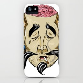 Comfortably Numb iPhone Case