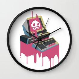 Commodore Virus Wall Clock