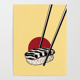 Sushi-San Poster