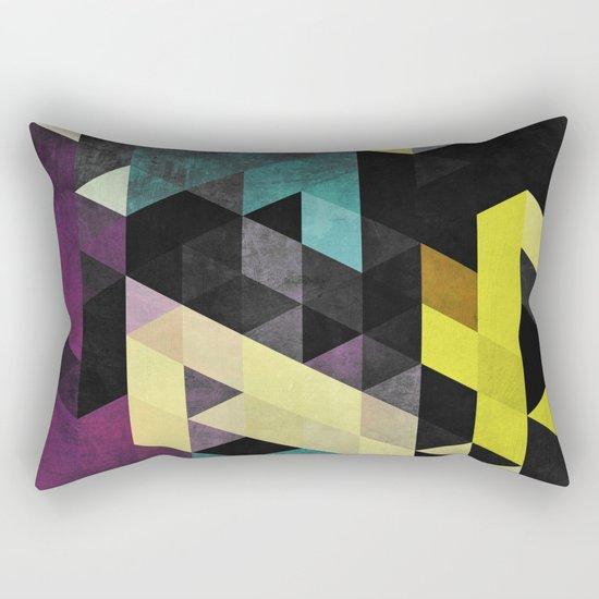 scrytch tyst Rectangular Pillow