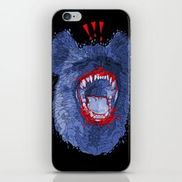 Vicious iPhone Skin