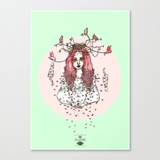 Lilian's Canvas Print