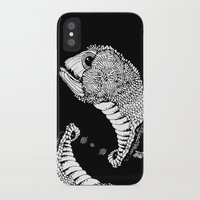 pisces iPhone & iPod Cases featuring Pisces by Sopta