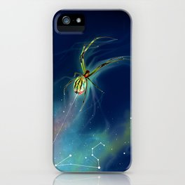 World Weaver iPhone Case