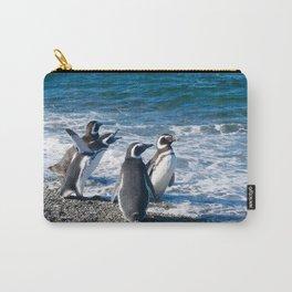 Penguin clique Carry-All Pouch