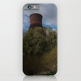 Ironbridge Cooling Towers iPhone Case