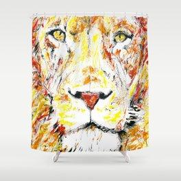 Leo Shower Curtain