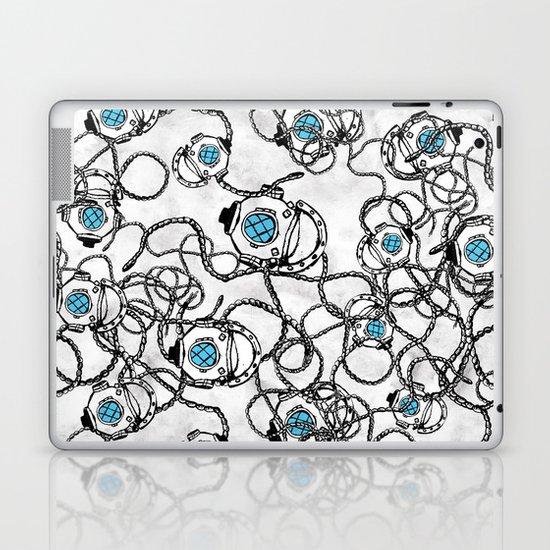 DEAP SEA Laptop & iPad Skin