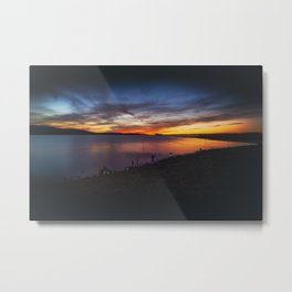 ITS STAYING WITH ME Metal Print