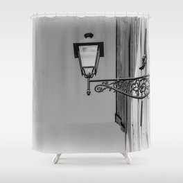 Old lamps... Shower Curtain