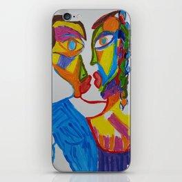 Togetherless iPhone Skin