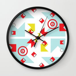 time (line) Wall Clock