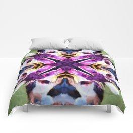 Feather Dancer Mandala Comforters