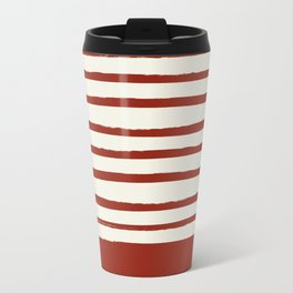 Holiday x Red Stripes Travel Mug