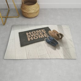 Welcome Home Sweet Home doormat entrance mat Rug