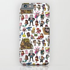 Cute Gravity Falls Doodle  Slim Case iPhone 6