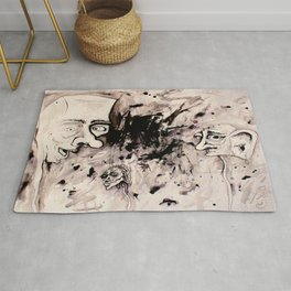Chaos Shows Details Rug
