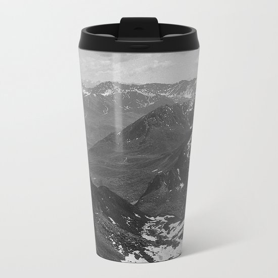 Archangel Valley Metal Travel Mug