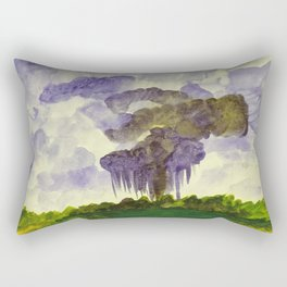 Storm is brewing Rectangular Pillow