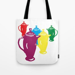 Favoriteware Coffeepot Tote Bag