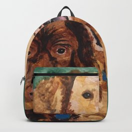 Two Dogs Backpack