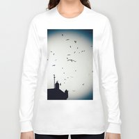 morocco Long Sleeve T-shirts featuring Morocco Rampart by Petrichor Photo