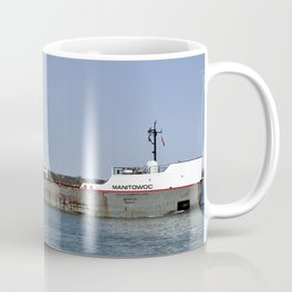 Manitowoc freighter Coffee Mug