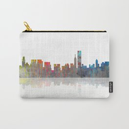 Chicago Skyline 1 BW1 Carry-All Pouch