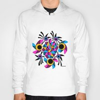 rose Hoodies featuring - rose - by Magdalla Del Fresto