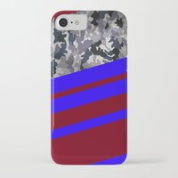 camo iPhone & iPod Cases featuring Camo by Fox Industries